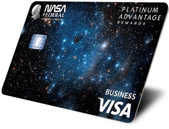NASA Federal Credit Card