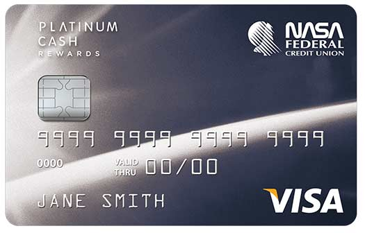 Platinum Cash Rewards Credit Card with Eclipse graphic