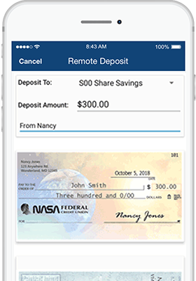 Mobile Banking | NASA Federal Credit Union