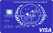 United Federation of Planets Card
