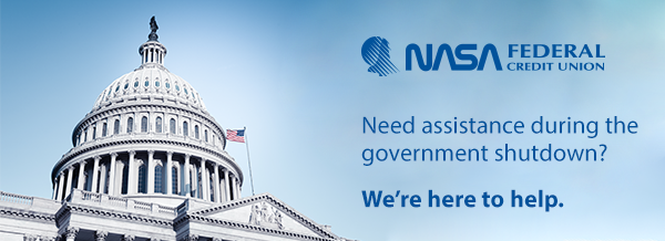 Need assistance during the government shutdown? We're here to help.